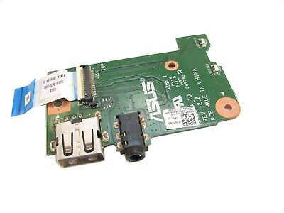 Asus x553m audiousb board 449 picclick uk asus x553 x553ma x553m usb audio board cable 69n0rlb10a00 01 freerunsca Images