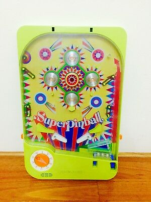 Vintage Epochs Playthings Super Pinball No 4000 from Year 1973 Made In Japan