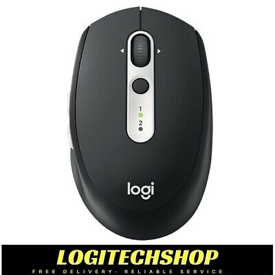 Logitech M585 Wireless Multi-Device Mouse - Graphite