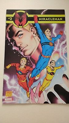 Miracle Man Issue 2