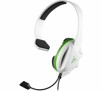 TURTLE BEACH Recon Chat Gaming Headset - White & Green - Currys