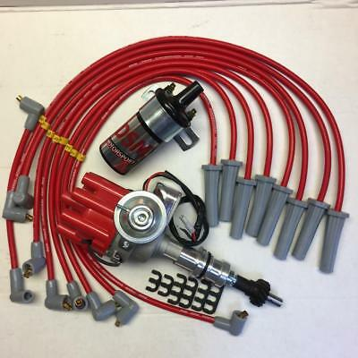 Ford Cleveland 302-351-429-460 Electronic Distributor come with coil  leads 704