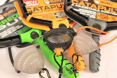 Guru Catapult Range and Spares, Original, Light or Incredible Pult