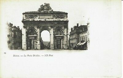 CPA-Carte postale-France- NANCY - Porte Désilles ( iv 602)​