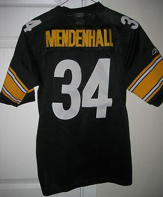 18caaca71 NFL Pittsburgh Steelers Rashard Mendenhall  34 Youth Jersey Large (14-16)