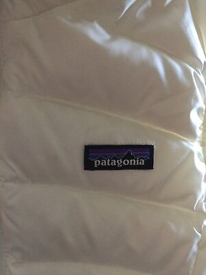 Patagonia Girls Down Sweater Vest Size L