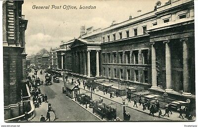CPA-Carte postale-Royaume-Uni - London - Général Post Office - 1909 (CP1148)
