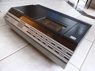 Philips Video 2000 Videorecorder VR 2023 mit Bedienungsanleitung