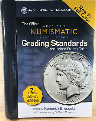 The Official American Numismatic Association Grading Standards for US Coins