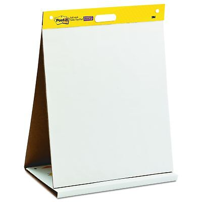 Post-it Super Sticky Tabletop Easel Pad, 20 x 23 Inches, 20 Sheets/Pad, 1 Pad...