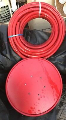 Fire Building Hose And  Reel..New and Unused....Collection only!!