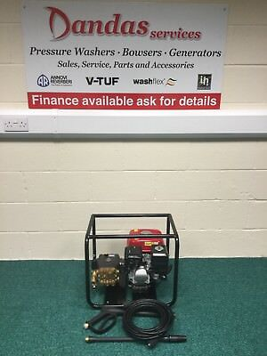 Petrol Pressure Washer Genuine Honda GX160, 5.5HP - OFFER EXTENDED TO 31ST MARCH