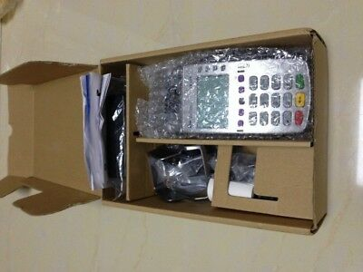 VeriFone Vx520 EMV CHIP Credit Card Machine with service