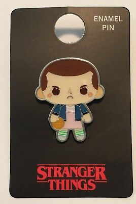 Stranger Things Pin Eleven Eggo Pin Official Netflix Loungefly Pin NEW! NOC