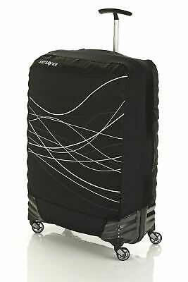 New Samsonite Large Suitcase Luggage Cover Accessories Black by-Strandbags