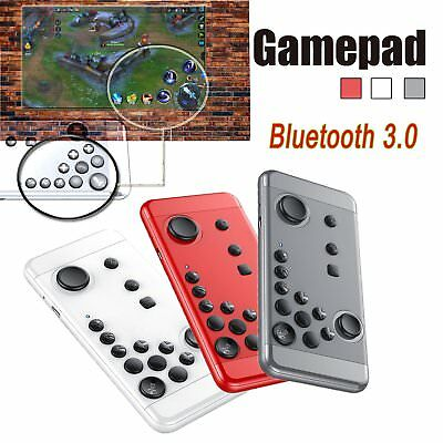 Bluetooth Gamepad Fernbedienung Handheld Konsole Joystick für IOS/Android /PC/TV