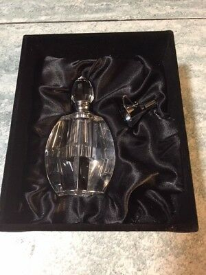Perfume bottle Dillard's Crystal Perfume Bottle/Dauber/Funnel