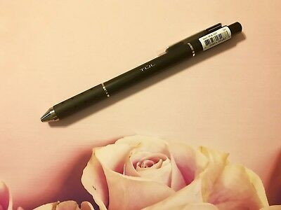 TUL Pearl Retractable Gel Pen GOLD Limited Edition Medium Black Ink NEW !