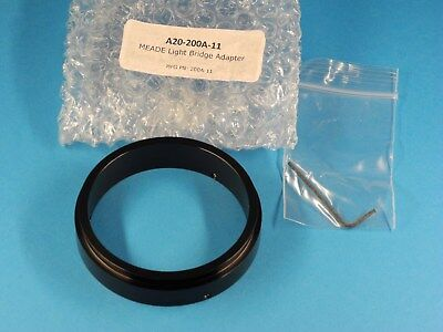 "STARLIGHT INSTRUMENTS A20-200A-11 Adapter 2.0"" for MEADE Lightbridge Dobson"