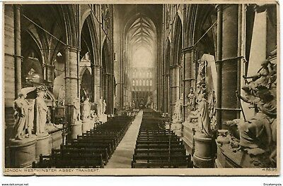 CPA-Carte postale- Royaume Uni - London - Westminster Abbey (CP1200)