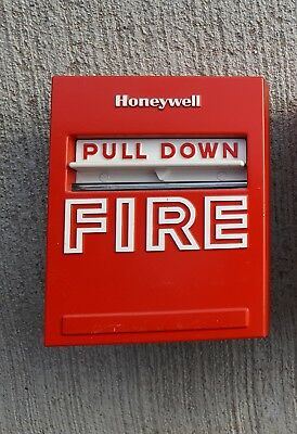 Pull Down Fire Alarm Station Switch - Honeywell