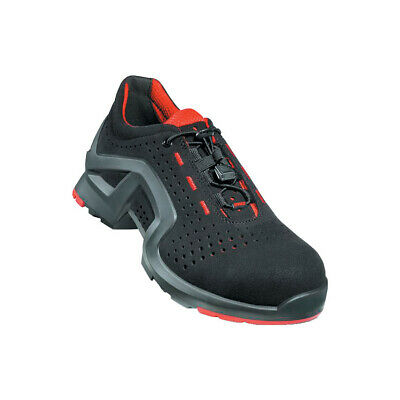 Uvex 8512/8 Black Safety Trainers - Size 9