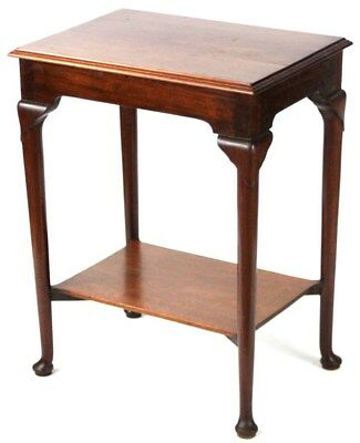 Antique Mahogany Occasional Table - FREE Shipping [PL4285]