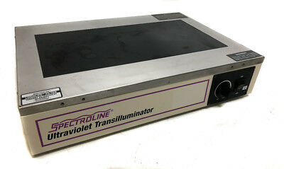 Spectroline TVL-312R  Variable Intensity Transilluminator Ultraviolet