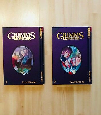 Manga Grimms Monster Band 1-2 *Perfect Edition*