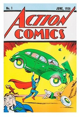 Action Comics #1 Superman full 62 page Reprint,  Sealed
