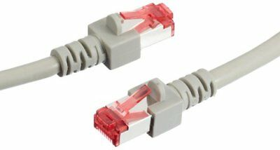 Bachmann 940.041 5m Cat6 Grey networking cable - Networking Cables (5 m, Cat6, R