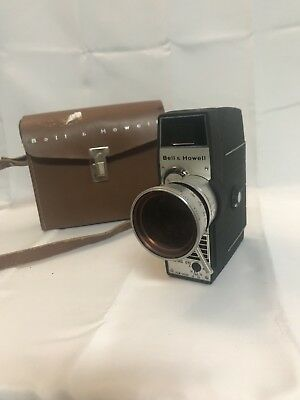 Bell And Howell Movie Camera Old Electric Eye (A-14)