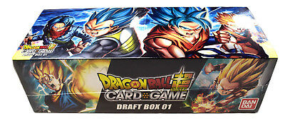 Dragon Ball Super Card Game Galactic Battle & Union Force Sealed Draft Box