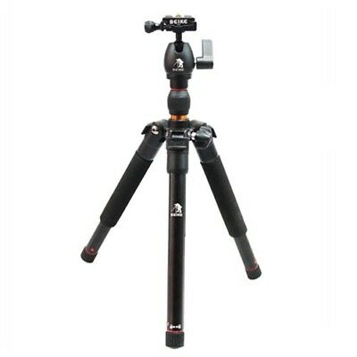 Beike BK-555 Portable Travel Folded Tripod +Ball Head for SLR Camera NEW X4C7