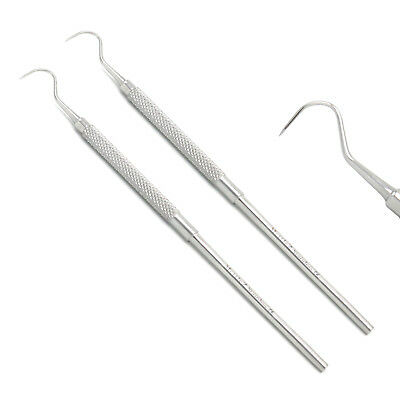 Dental Periodontal Probe 23 Plaque Removal Single Ended  Dental Classic Lab CE