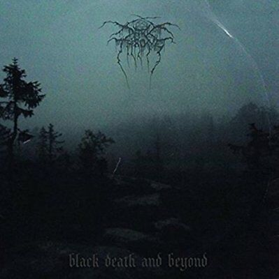 Darkthrone - Black Death and Beyond CD (3) Peaceville NEW
