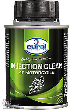 Motorcycle Injection Clean 100ML Eurol