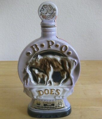 Jim Beam Kentucky Bourbon Whiskey Decanter