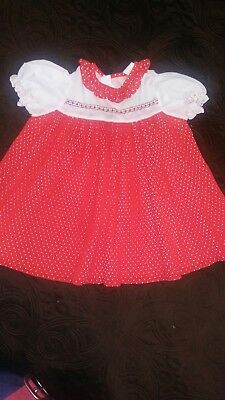 vintage girl dress size 3