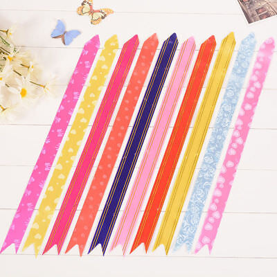 60Ps Flower Bow Wrap Pull Ribbon Plastic Gift Wrapping Wedding Decoration