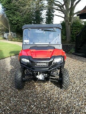 Honda Pioneer SXS 700 M2 & Trailer (6 Months Old) *Priced to Sell*