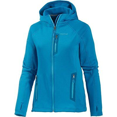 Marmot Women's Stretch Fleece Hoody-Dark Atomic S