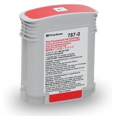 Inkjet Printer Ink 787-0 Red Cartridge For Connect Series