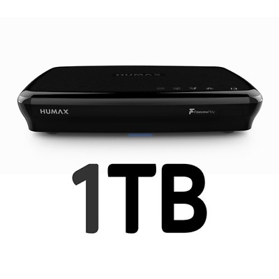 Humax FVP-5000T 1TB Freeview Play Recorder