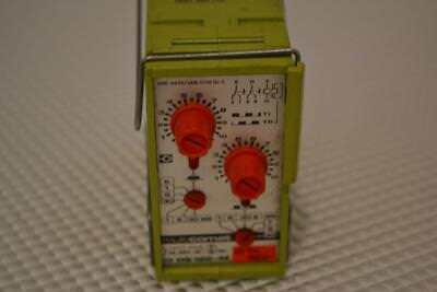 One Used Multicomat Time Delay Relay Rs 122-M.