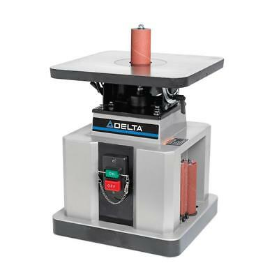 Delta Woodworking 31-483 Heavy-Duty Oscillating Bench Spindle Sander, 1/2-HP,