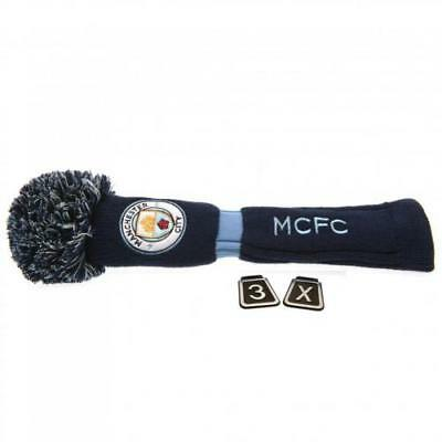 Manchester City F.C. Headcover Pompom (Fairway)