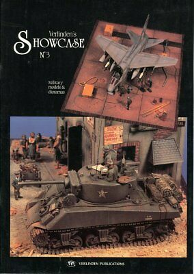 Verlinden Publications Showcase Military Models & Dioramas No.3