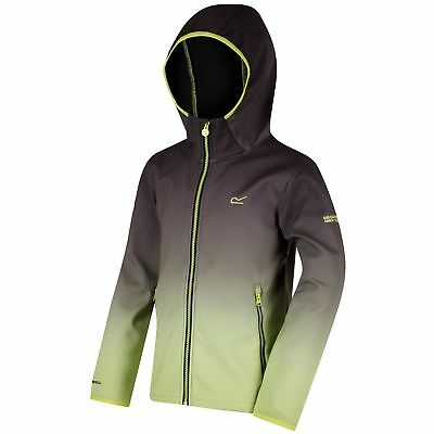 Regatta Anodize Softshell Kids Jacket