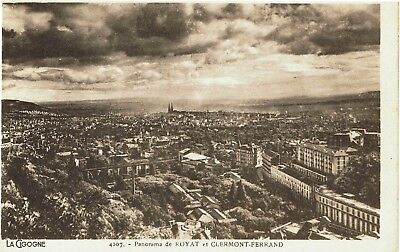 CPA-Carte postale-  FRANCE -CLERMONT FERRAND - Panorama (iv 696)